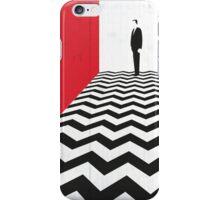 Twin Peaks Black Lodge iPhone Case/Skin