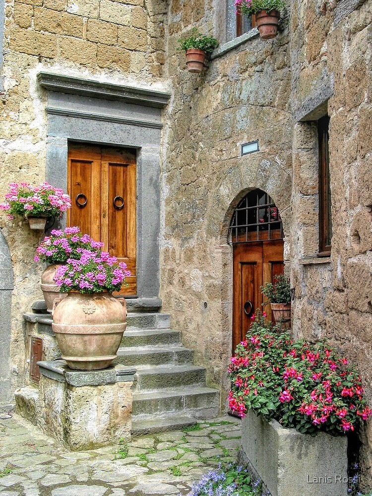Italian Charm by Lanis Rossi