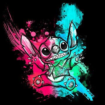 Cuteless Rainbow Stitch - OHANA by MienWayne