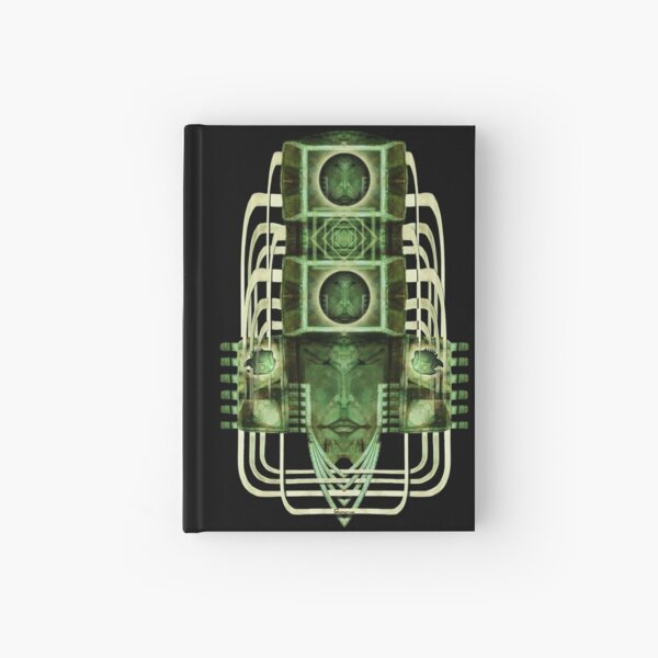 Quetzal Hardcover Journal