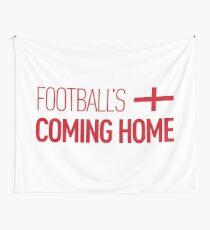 Fußball kommt nach Hause - England Wandbehang
