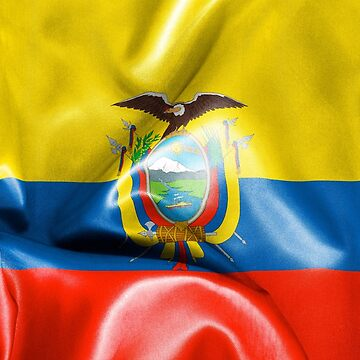 Ecuador Flag by MarkUK97