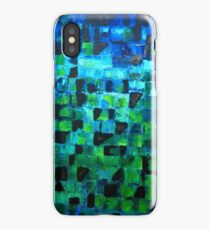 WINTERS WAKE 1.0 iPhone Case/Skin