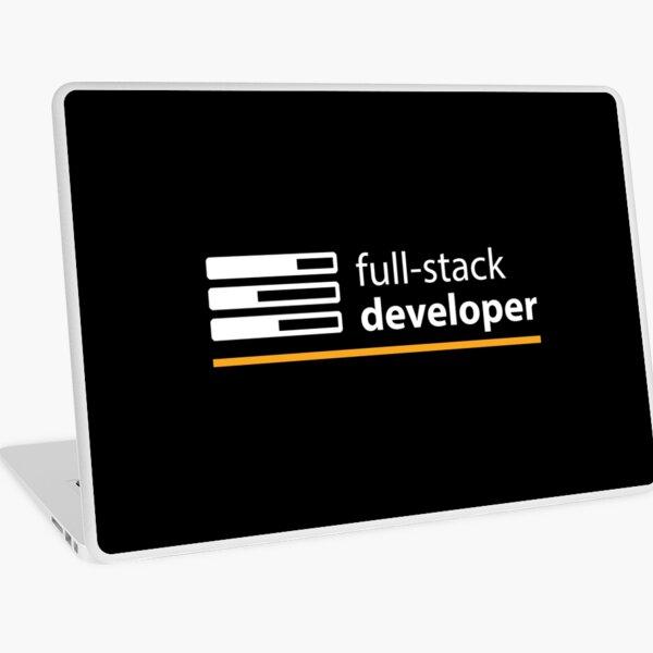 Full-stack developer Laptop Skin