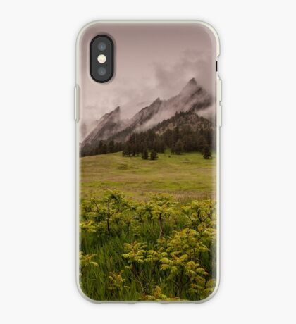 Flatiron Storm iPhone Case