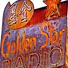 Golden Star Radio by Buckwhite