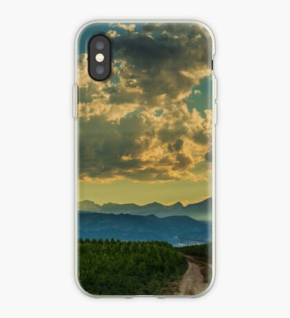 From Cornfields To The Continental Divide iPhone Case