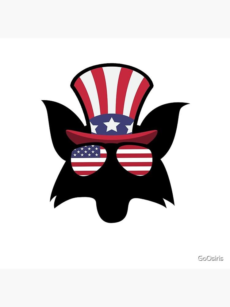 Fox Happy 4th Of July de GoOsiris