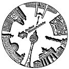 Manhole Cover Berlin Germany by surgedesigns