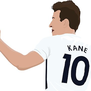 Harry Kane England / Tottenham by DanDobsonDesign