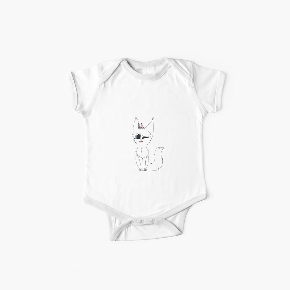 Rachael's Cat Baby One-Piece