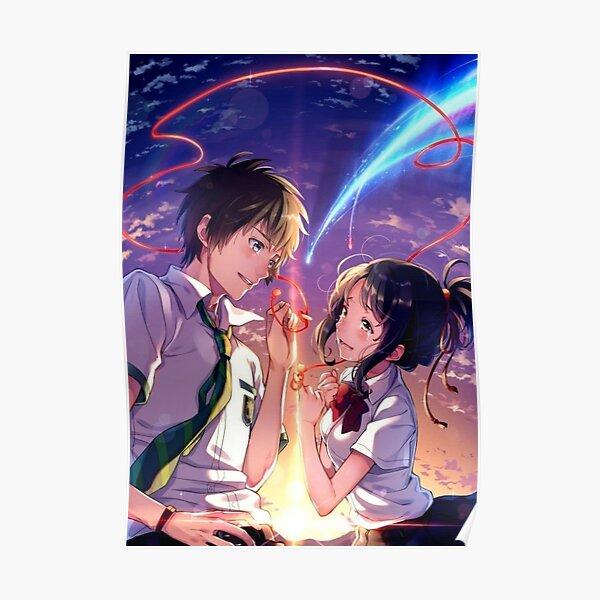 YOUR NAME Kimi no na wa Poster