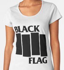Black Flag Women's Premium T-Shirt