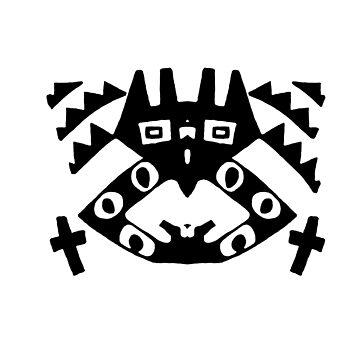 Findigo native owl judge - buhguilt - by fenixdesign