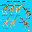 «Conoce a tus jirafas» de PepomintNarwhal