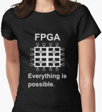 FPGA Women's Fitted T-Shirt