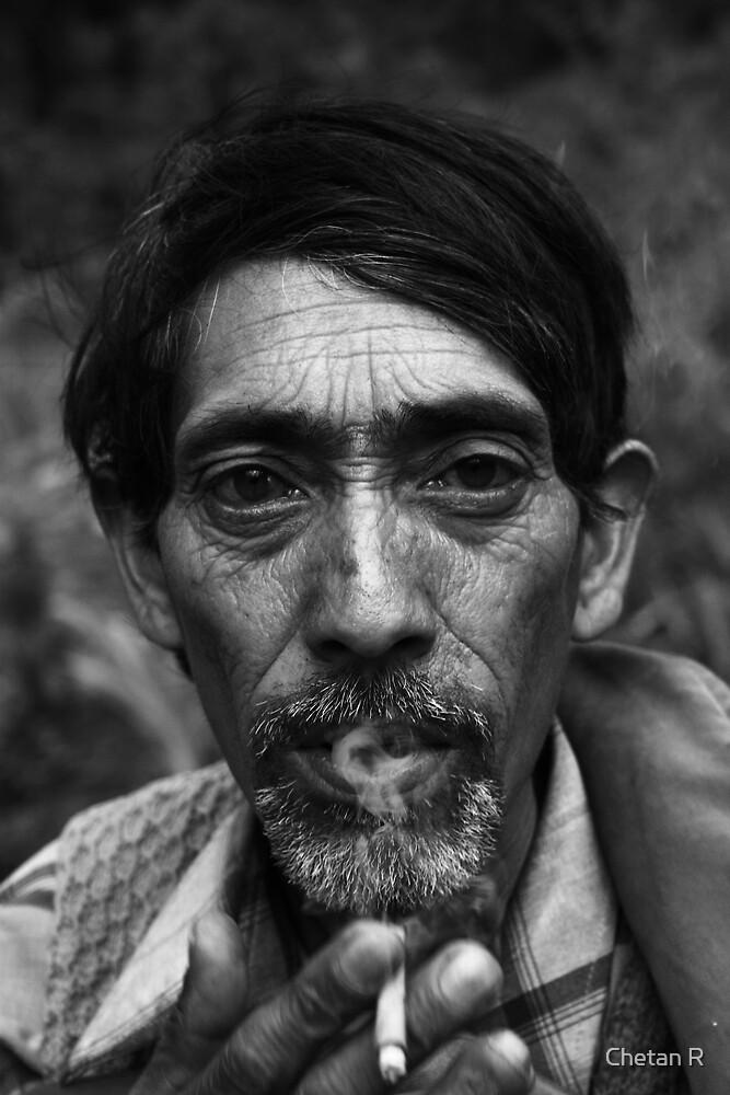 Indian Portraits11 by Chetan R