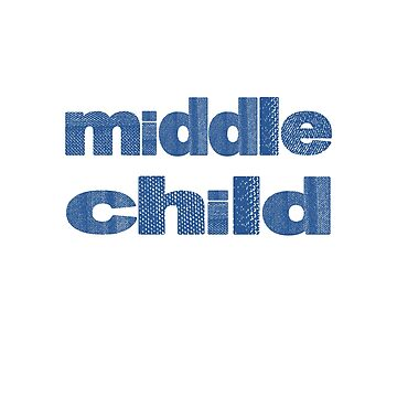Middle Child by closeddoor