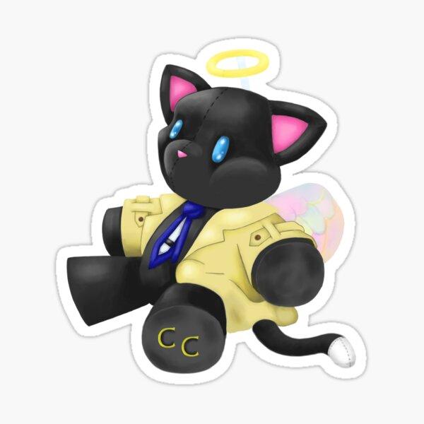 Catstiel Sticker