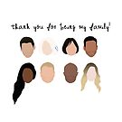 Sense8 - Thank You for Being my Family by daddydj12