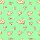 Pick Your Pizza Slices!  by Shelly Still