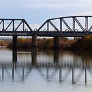 Murray Bridge, South Australia by Michael Humphrys