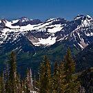 Mt. Timpanogos by Robert C Richmond