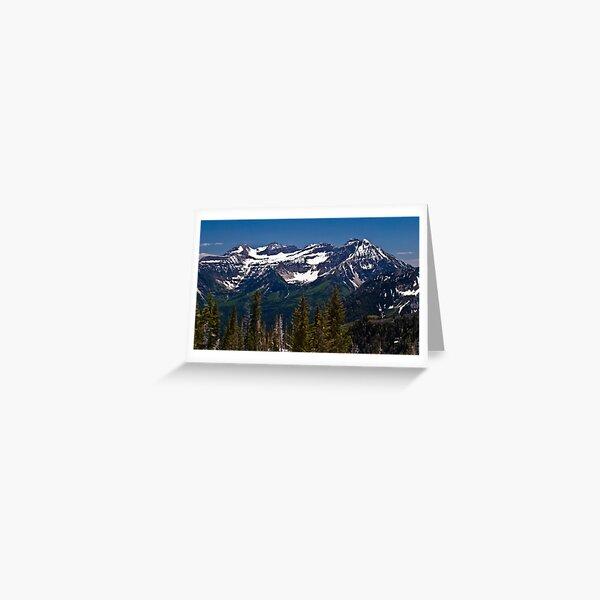Mt. Timpanogos Greeting Card