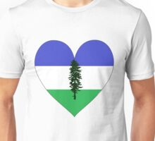 From Cascadia With Love Unisex T-Shirt