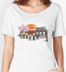Westworld shogun chibi Women's Relaxed Fit T-Shirt