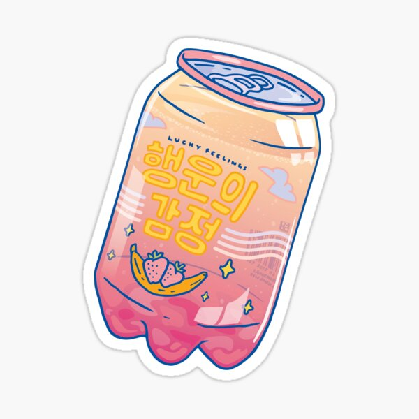 Lucky Feelings Sticker