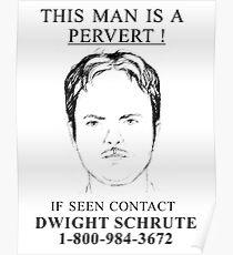 Póster Dwight Schrute