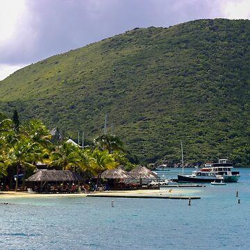 British Virgin Island Retreat by DARRINSWORK