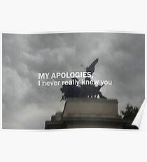 Sentiment. Poster