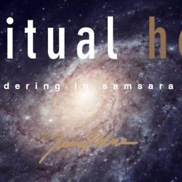Spiritual Hobo Logo Merch by joanna-philine