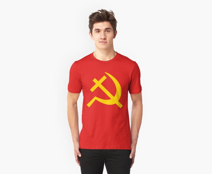 Communist Symbol by Stuart Stolzenberg