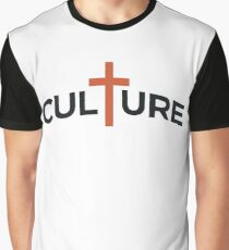Cross Culture Graphic T-Shirt