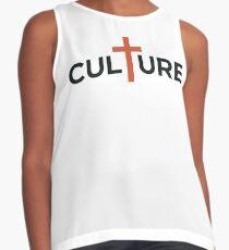 Cross Culture Contrast Tank