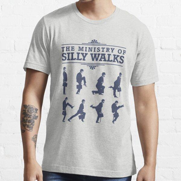 Le Ministère de la Promenade idiote T-shirt essentiel
