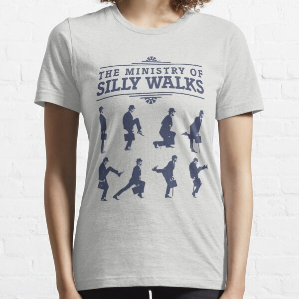 The Ministry of Silly Walks Essential T-Shirt