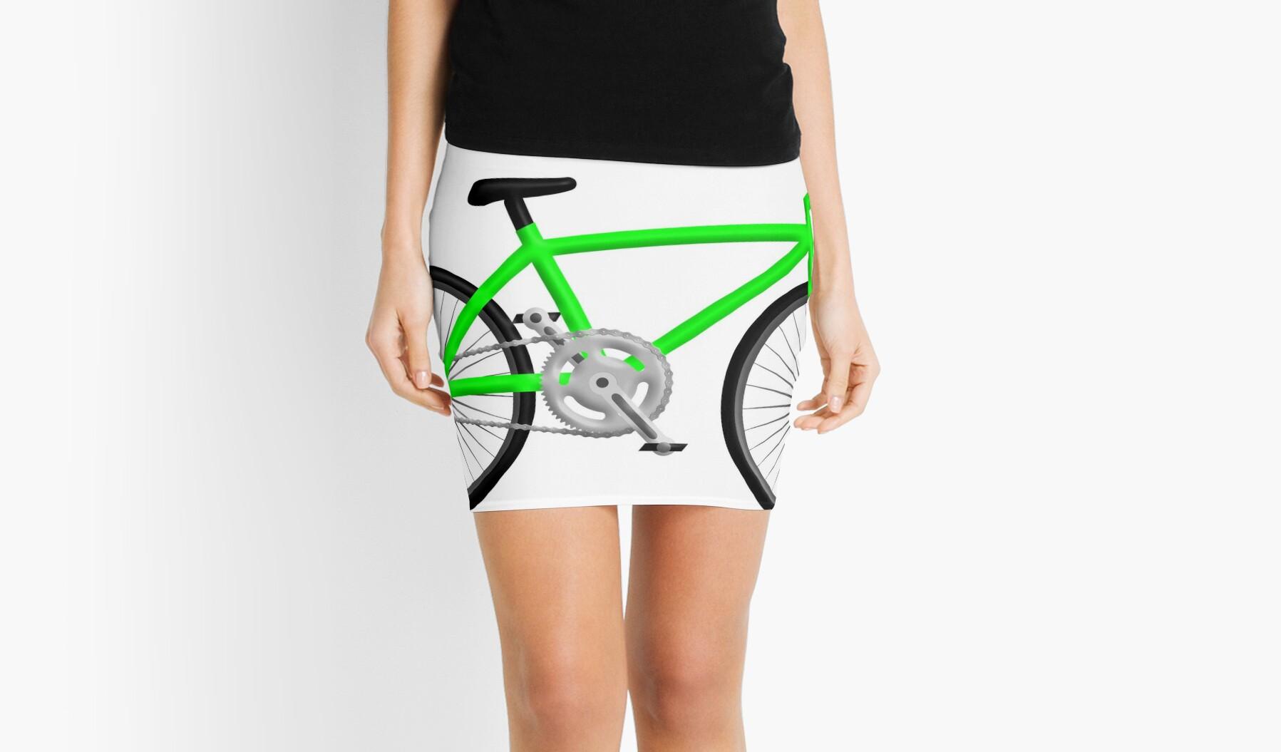 Bike fixie by AK1Shirts