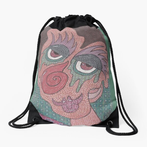 TWEEDLE DEE DEE Drawstring Bag