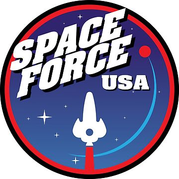 Space Force USA by richdelux
