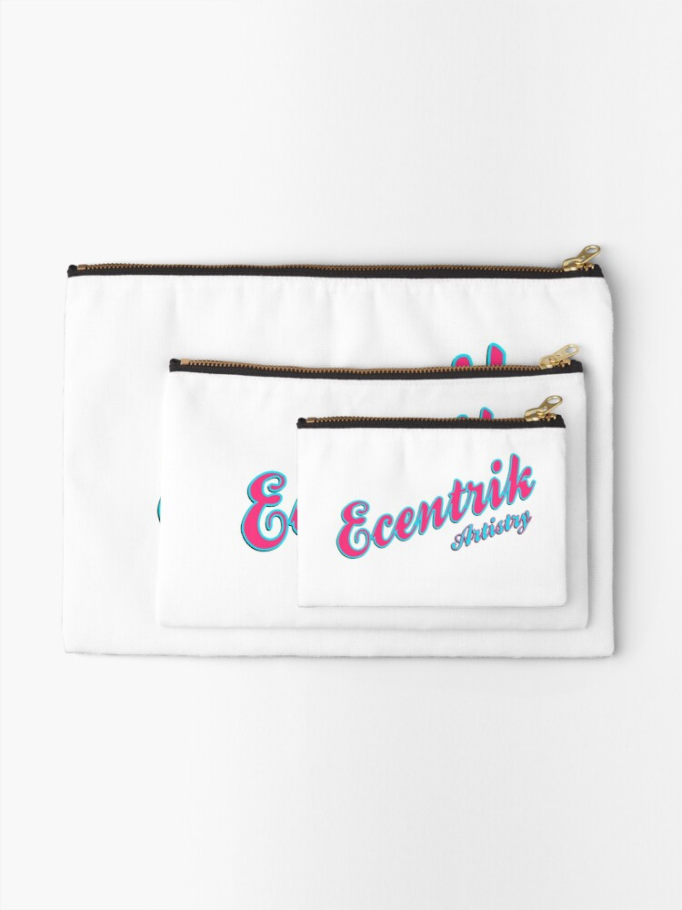 Alternate view of Ballpark - South Beach Zipper Pouch