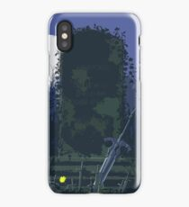 Abyss Grave iPhone Case