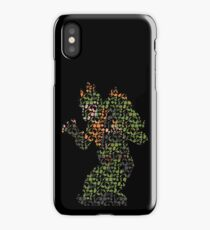 Rex Fortnite Mozaik iPhone Case