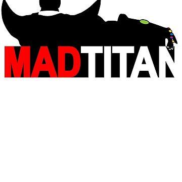 Mad Titan - Gem Color Variant  by leonis89