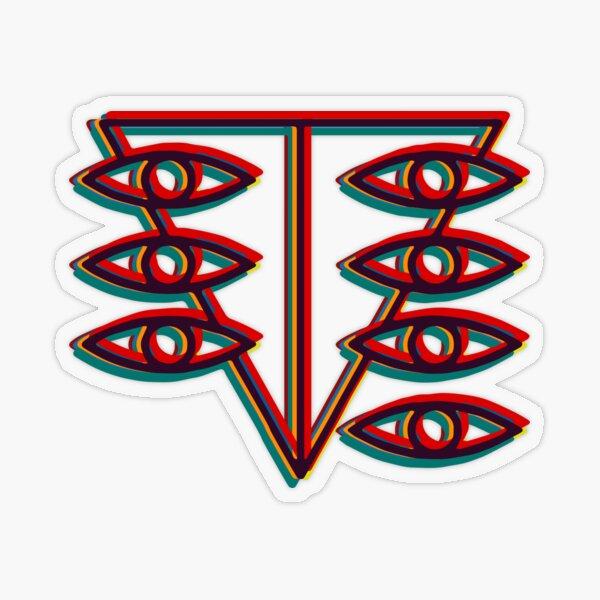 SEELE - Evangelion Transparent Sticker