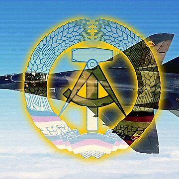 GDR MIG by WarAesthetics