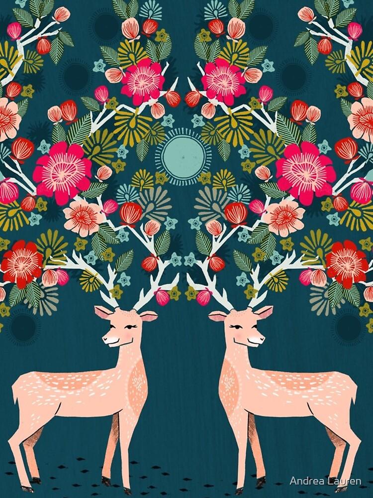 Doe a Deer von papersparrow